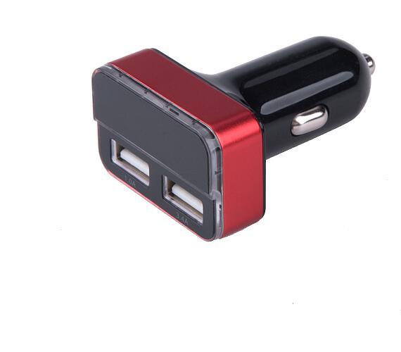 Nabíječka USB do auta