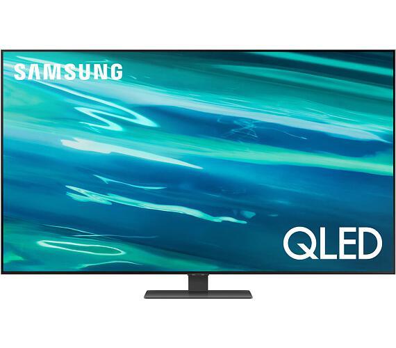 Samsung QE55Q80A + DOPRAVA ZDARMA