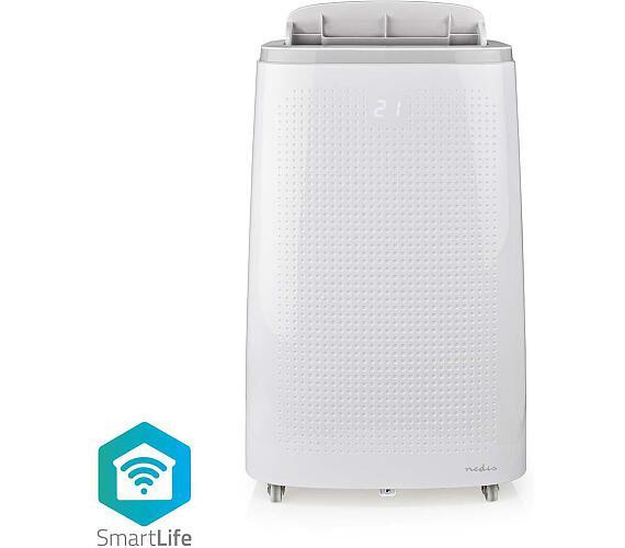 SmartLife Klimatizace / Wi-Fi / 16000 BTU / 140 m / Odvlhčování / Android™ & iOS / Energetická třída: A / 3-Rychlostní / 65 dB / Bílá + DOPRAVA ZDARMA