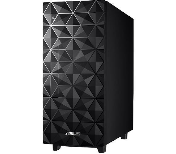 Asus ExpertCenter U500MA/TWR/R5-4600G (6C/12T)/8GB/512GB SSD/WIFI+BT/DVD-RW/KL+MYŠ/W10H/Black/3Y Pickup&Return (U500MA-R4600G063T) + DOPRAVA ZDARMA