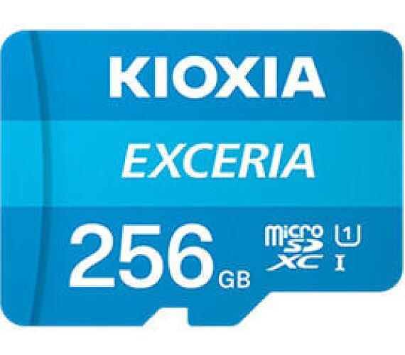 KIOXIA Exceria microSD card 256GB M203