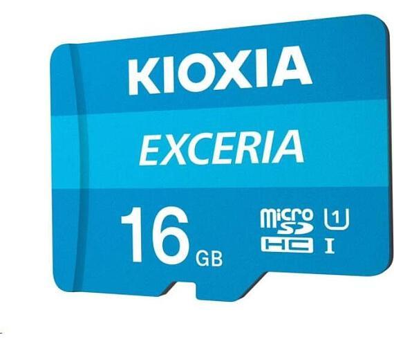 KIOXIA Exceria microSD card 16GB M203
