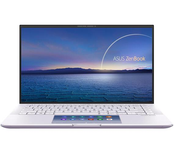 "Asus ZenBook 14 - 14""/i5-1135G7/8G/512GB SSD/ScreenPad 2.0/W10H (Aluminum) + Záruka 3Y PICKUP&RETURN"