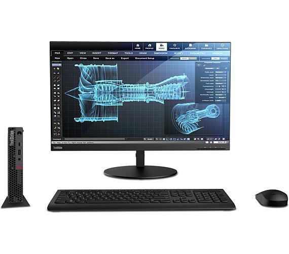 Lenovo ThinkStation P340 Tiny i7-10700T/16GB/512GB M.2 SSD/nVidia Quadro P620 2GB/Win10 PRO/3yOnS (30DF004MCK)