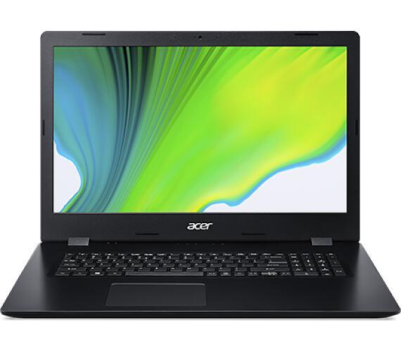 "Acer Aspire 3 (A317-52-3876) Core i3-1005G1/8GB/256GB SSD/17.3"" HD+ Acer LED LCD/W10 Home/Black (NX.HZWEC.006) + DOPRAVA ZDARMA"