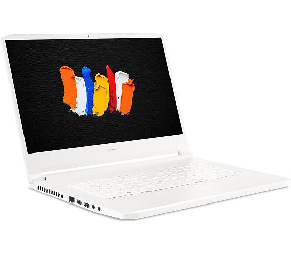 """Acer ConceptD 7 (CN715-72G) - 15,6"""" / i7-10875H / 1TBSSD / 2*16G / RTX2080 / W10Pro bílý + 3 roky NBD (NX.C61EC.001) + DOPRAVA ZDARMA"""