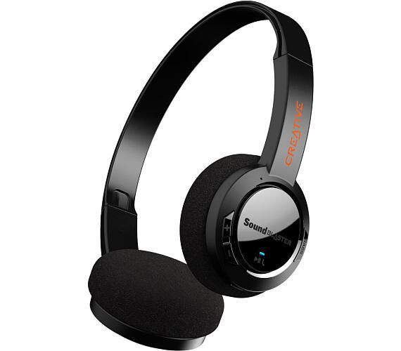 Creative headset Sound Blaster JAM V2 / na uši / Bluetooth (51EF0950AA000)
