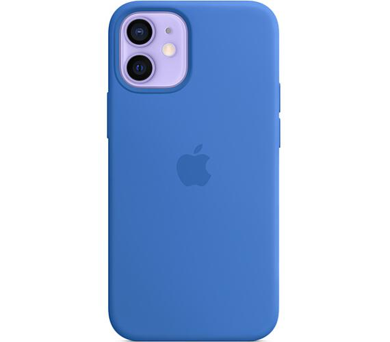 iPhone 12 mini Silicone Case wth MagSafe C.Blue (MJYU3ZM/A)