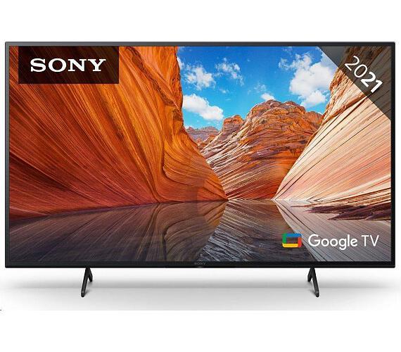 Sony BRAVIA KD55X80JAEP - 4K HDR GOOGLE TV + DOPRAVA ZDARMA
