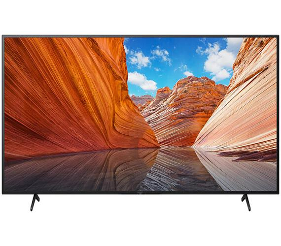 Sony BRAVIA KD55X81JAEP - 4K HDR GOOGLE TV + DOPRAVA ZDARMA
