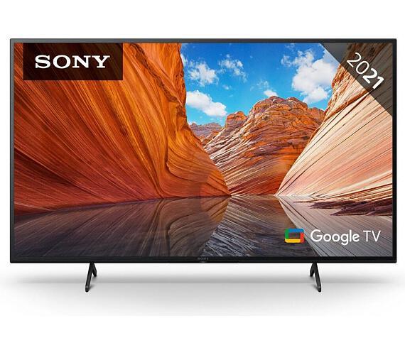 Sony BRAVIA KD75X81JAEP - 4K HDR GOOGLE TV + DOPRAVA ZDARMA