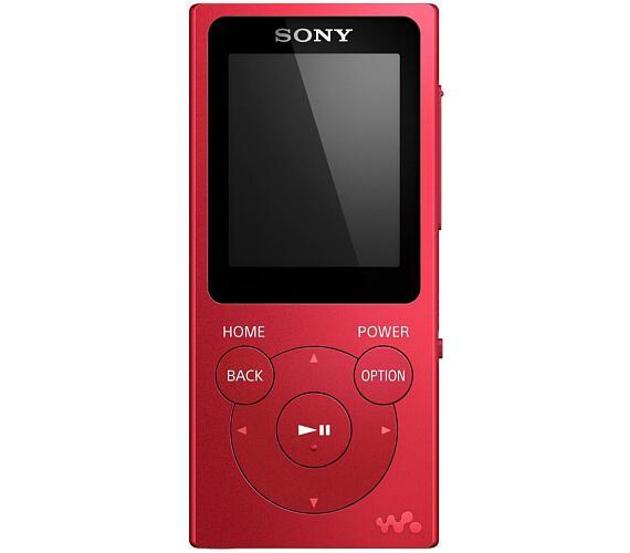 Sony MP3 8GB NW-E394L + DOPRAVA ZDARMA