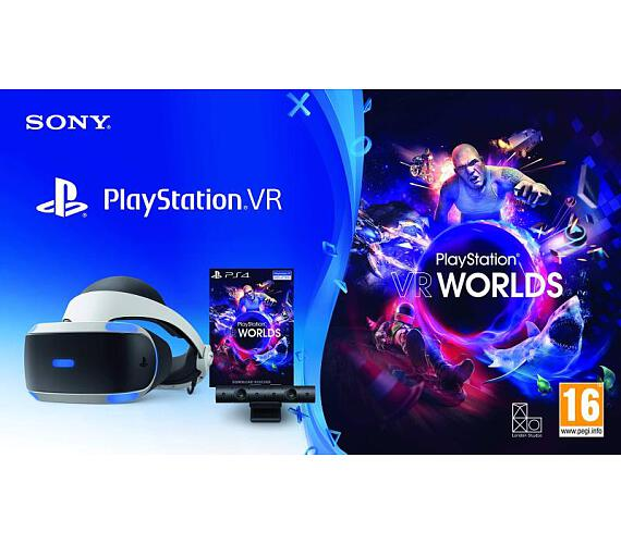 Sony PlayStation VR V2 + Camera V2 - White box (CUH-ZVR2) + DOPRAVA ZDARMA