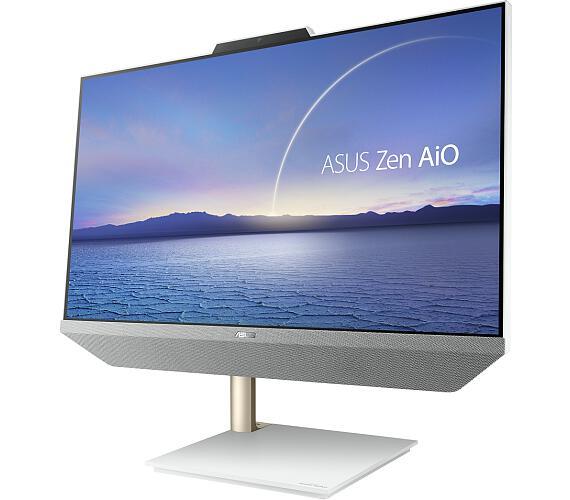 "Asus Vivo AiO M5401 23,8"" / R5-5500U / 8GB / 512GB SSD/Win 10/Bílý/2 roky Pick-Up & Return (M5401WUA"