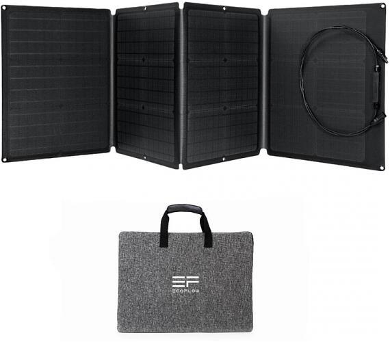 ECOFLOW solární panel 110W (Repasované) + DOPRAVA ZDARMA