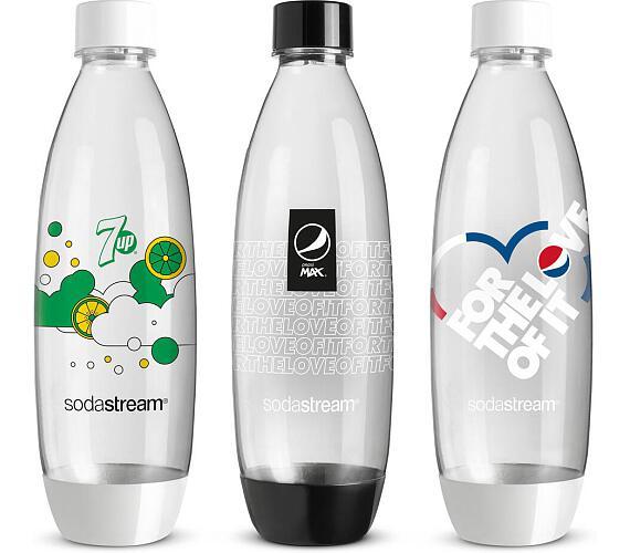 SodaStream FUSE 3 x 1l