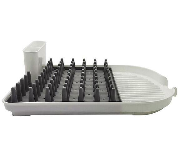 Odkapávač na nádobí s držákem na příbory plast/silikon BLAUMAN BL-3458 BLAUMANN