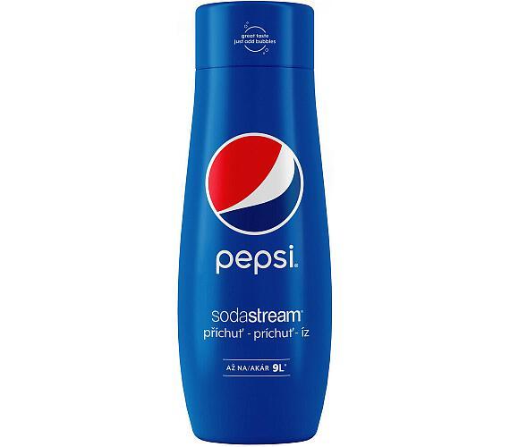Příchuť PEPSI 440 ml SodaStream