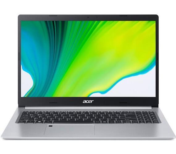"""Acer Aspire 5 (A515-45-R8WU) Ryzen 3 5300U/4GB+4GB/256GB SSD/15,6"""" FHD/W10 Home/Stříbrná (NX.A82EC.003) + DOPRAVA ZDARMA"""