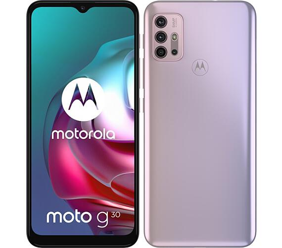 Motorola Moto G30 6+128GB Pastel Sky
