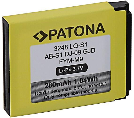 PATONA baterie pro chytré hodinky DZ09