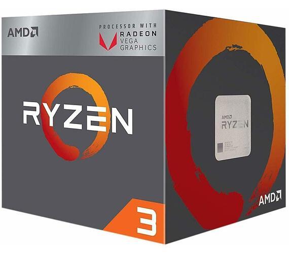 AMD cpu Ryzen 3 3200G AM4 Box (4core