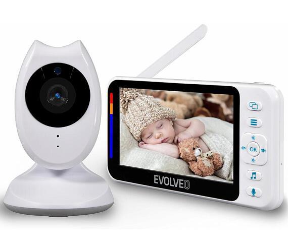 EVOLVEO Baby Monitor N4 (CAM-4)