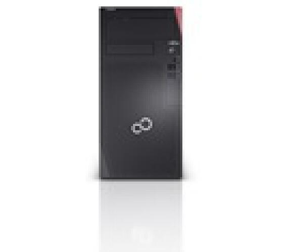 FUJITSU PC -poškozaný obal- P5010 i5-10400@4.3GHz 8GB 512NVMe 2xDisplayPort DVDRW 280W W10PRO + DOPRAVA ZDARMA