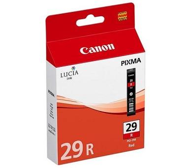 Canon PGI-29 R originální - červená