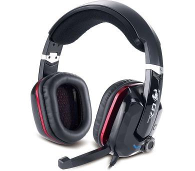 Genius GX Gaming HS-G700V Cavimanus - černý