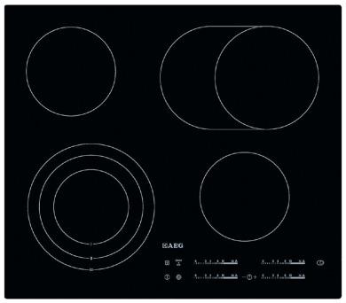 AEG Mastery HK654070IB + DOPRAVA ZDARMA