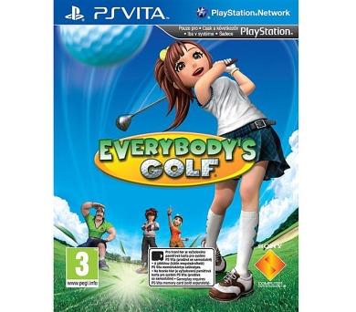 Sony PS VITA EveryBody's Golf