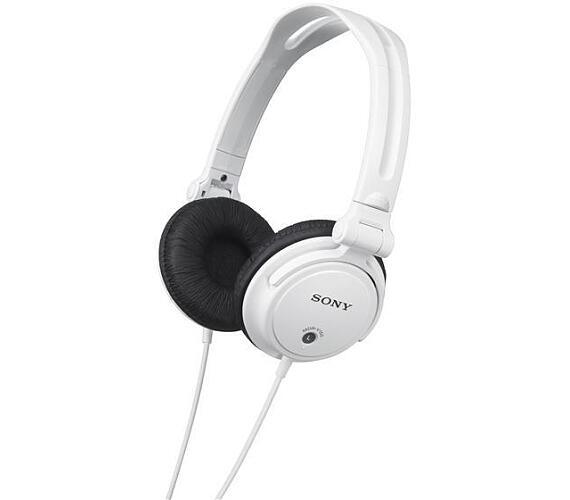 Sony MDRV150W.AE - bílá