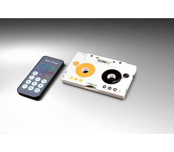 Technaxx Digitape DT-02 do autorádia pro MP3 + DOPRAVA ZDARMA