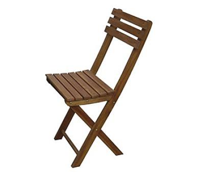 Židle skládací VTP 37WDC025 Acacia