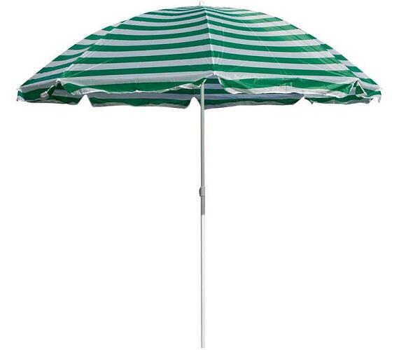 HAPPY GREEN Slunečník plážový 230 cm