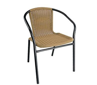 Židle zahradní Happy Green 50XYC-067A PE RATAN + DOPRAVA ZDARMA