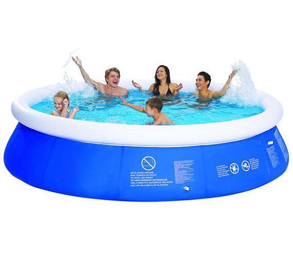 Bazén velký s filtrací 300 x 76 cm + DOPRAVA ZDARMA