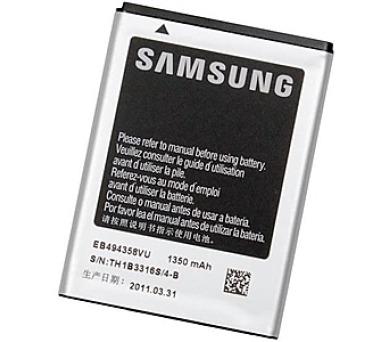 Samsung pro Galaxy Ace 1350 mAh (EB494358VU) + DOPRAVA ZDARMA