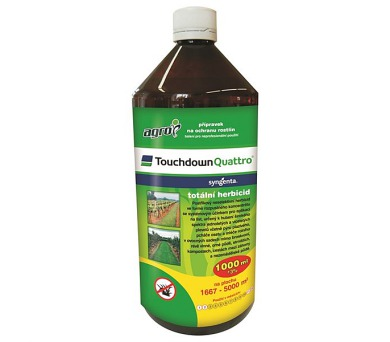 Agro Touchdown Quattro 1000 ml