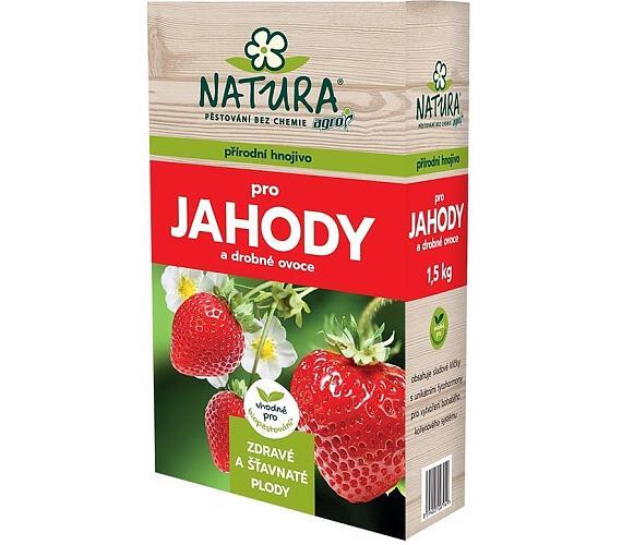 Agro NATURA Org. hnojivo pro jahody 1,5 kg
