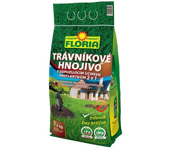 Agro FLORIA s odpuzujícím účinkem proti krtkům 7,5kg