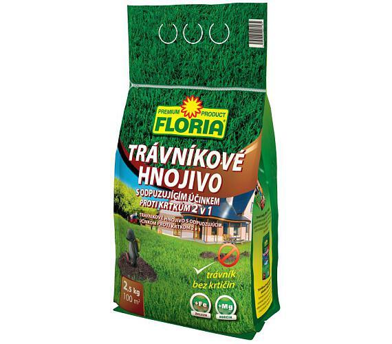 Agro FLORIA s odpuzujícím účinkem proti krtkům 2,5kg -NOVINKA*