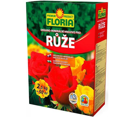 Agro FLORIA OM hnojivo pro růže 2,5 kg