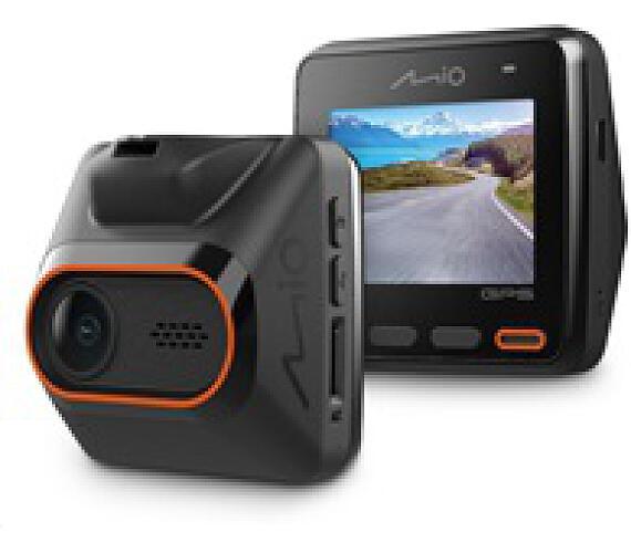 Mio MiVue C430 GPS - Full HD GPS kamera pro záznam jízdy (442N67600013)