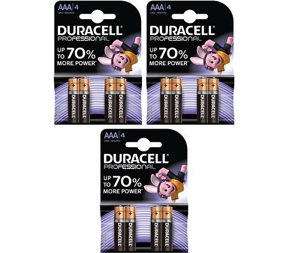 DURACELL Professional AAA 2400 12ks