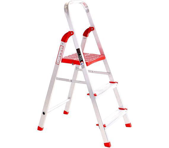Schůdky hliníkové skládací ALU STEPS 3
