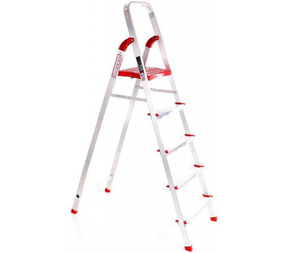 Schůdky hliníkové skládací ALU STEPS 5