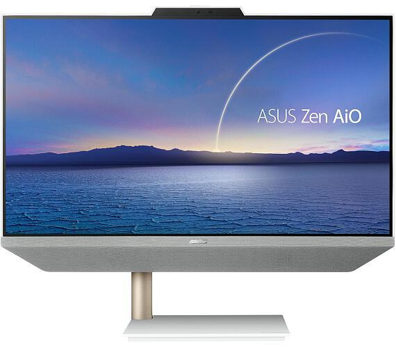 """Asus ZEN AIO A5401/23,8""""TOUCH/i7-10700T (8C/16T)/16GB/1TB SSD/WIFI+BT/KL+M/W10H/White/2Y PUR (A5401WRAT-WA008T) + DOPRAVA ZDARMA"""