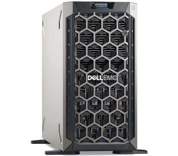 Dell PowerEdge T340/ Xeon E-2244G/ 16GB/ 2x 600GB/ DVDRW/ H730P/ iDRAC 9 Enterprise/ 2x 495W/ 3Y PS on-site (JV1RV)